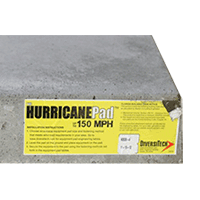 Condenser Pad Concrete