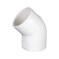 PVC-45-Degree-Elbow