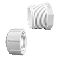 PVC-Threaded