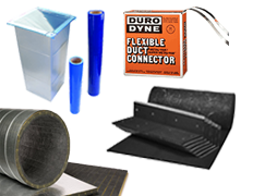 Duct Fab Supplies