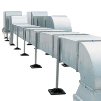 HVAC-Rooftop-Supports