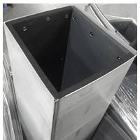 Rubber Liner Conklin Metal Industries