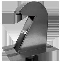 Dryer Vent Box Conklin Metal Industries